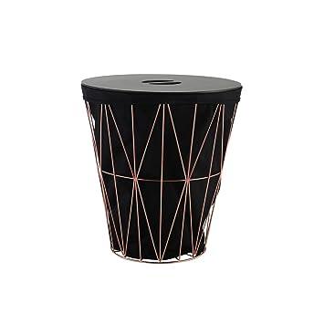 Wäschesammler Design axentia wäschekorb design wäschesammler mit deckel wäschesack stoff
