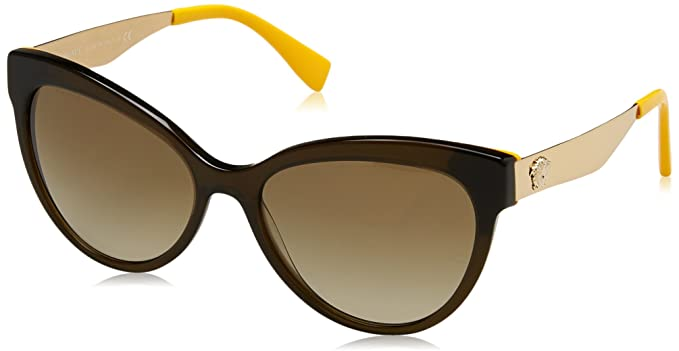 Amazon.com: anteojos de sol Versace VE 4338 524613 ...