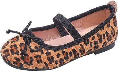 Baby Girls Leopard Print Pump Dress