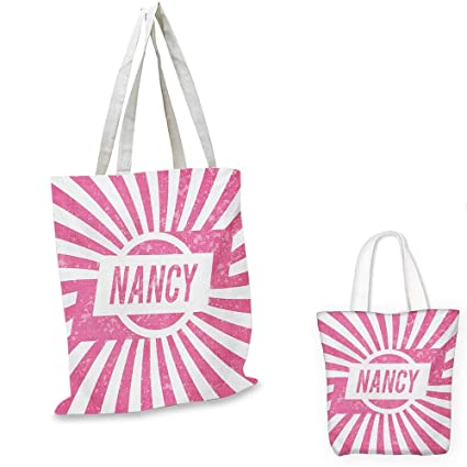 ca444d539d2d Amazon.com: Nancy fashion shopping tote bag Popular Women`s Name ...