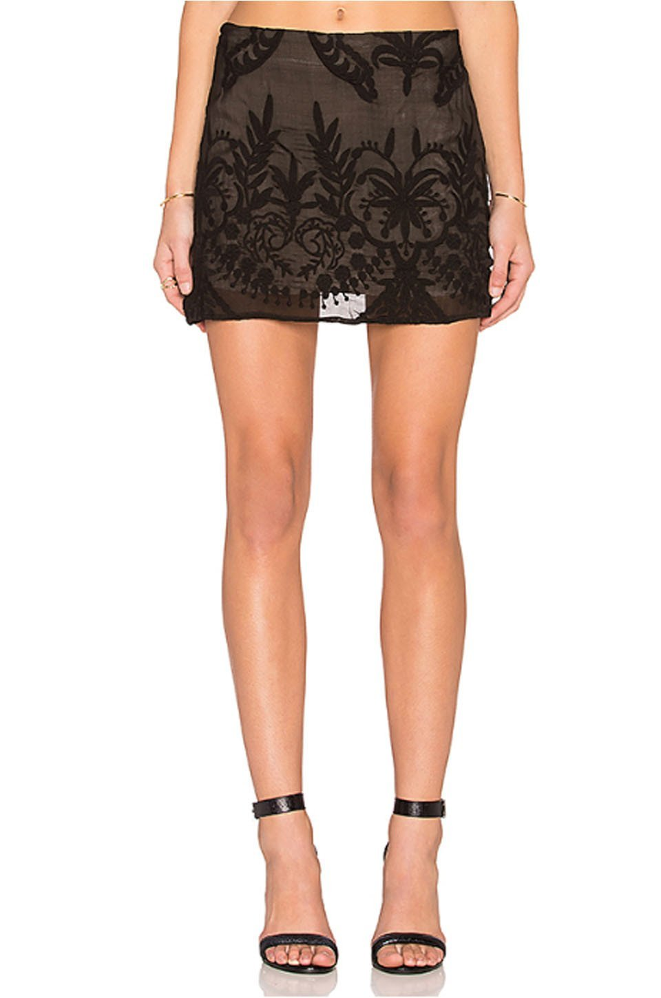 Eva Skirt | Black