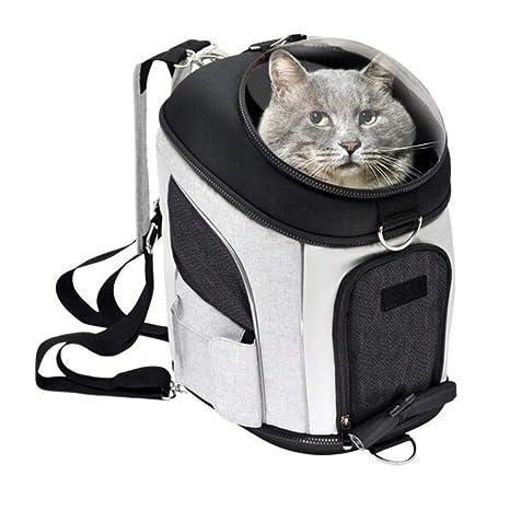 Mochila De Pet para Perros Pequeños Y Gatos Aerolínea-Aprobado, Diseñado para Viajes,
