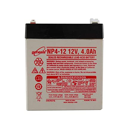 Amazon.com: MTD 725 – 04903 battery-12 Volt: Jardín y Exteriores
