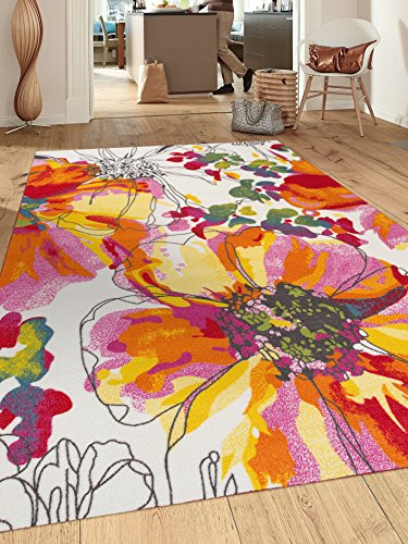 5 feet by 7 feet area rug - 9