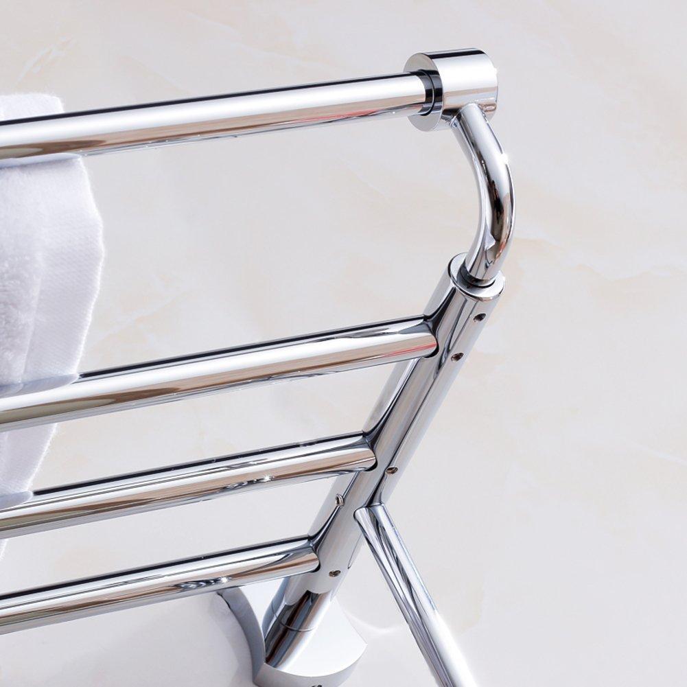 desorbitarte de toallas/Estante toallas/Estante toallas/Estante de toalla de latón sólido/Hardware del cuarto de baño/Estantes de baño/El cuarto de baño estante de toalla-B dbf909