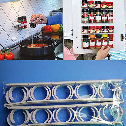 Spice Storage for Your Kitchen