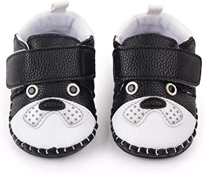 KONFA Toddler Infant Baby Boys Girls Soft Sole Keep Warm Shoes,for 0-18 Months,Kids Stylish Prewalker Sneakers