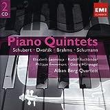 Piano Quintets: Schubert, d. 667 / Dvorak, Op. 81 / Brahms, Op. 34 / Schumann, Op. 44