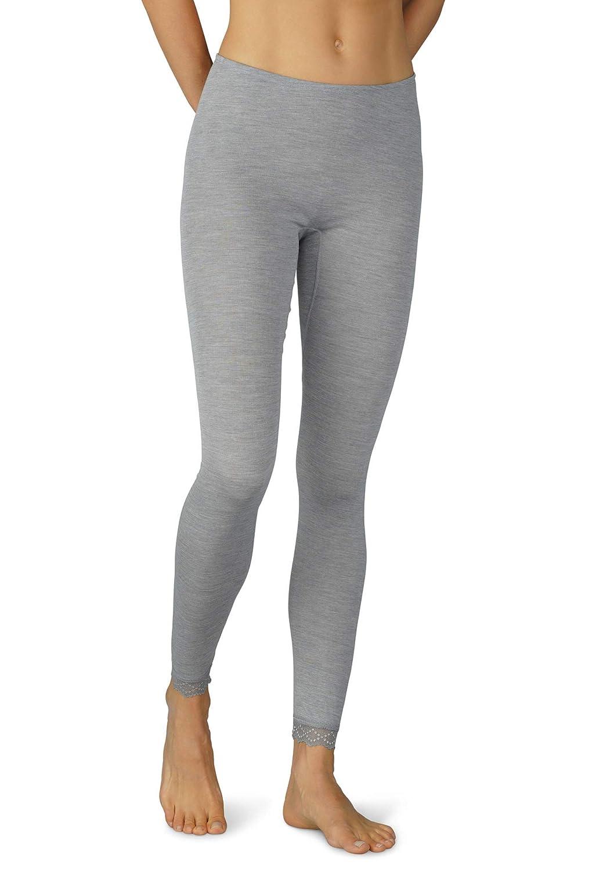 Mey Basics Serie Silk Touch Wool Damen Leggings 68001