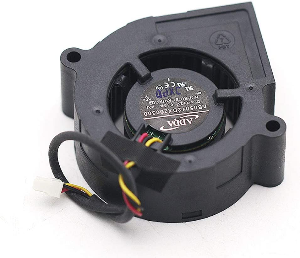 for ADDA AD0412MB-G76 4010 40mm DC 12V 0.08A Ultra Silent Fan Double Ball Bearing Cooling Fan