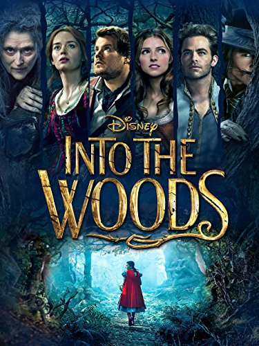 Into The Woods  Plus Bonus Features