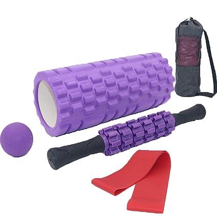 Foam Roller For Deep Tissue Muscle Massage,bloque de yoga ...
