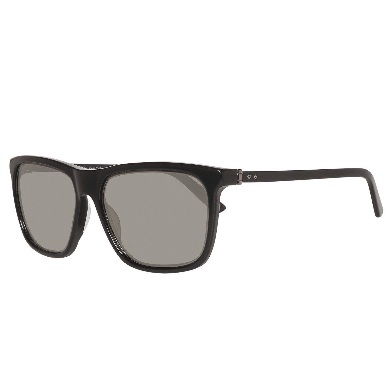 Calvin Klein Sonnenbrille CK8502S 5518001, Gafas de Sol Unisex Adulto, Negro (Schwarz), 55