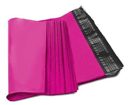 Amiff - Bolsas de envío (9 x 12 cm, polietileno) Paquete de ...