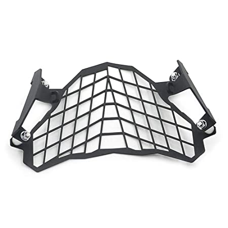 Motoparty G310GS Headlight Guard Cover For BMW G310GS G310 GS Headlight Lamp Grille Protector Guard 2017-2018