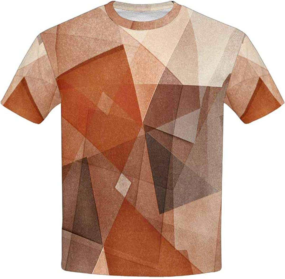 XS-XL INTERESTPRINT Kids Short Sleeve T-Shirt