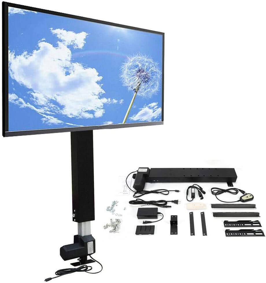 TFCFL - Soporte de elevación para televisores de 26 a 57 Pulgadas (700 mm, con Mando a Distancia): Amazon.es: Electrónica