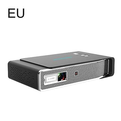 toumei V5 Mini proyector 3800 Lumens Mini proyector portátil Full ...