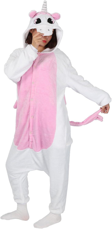 Très Chic Mailanda Pijama Animal Cosplay Traje Pijama y Camisas de Noche Mujer para Carnaval Easter (Zapatos no incluidos)