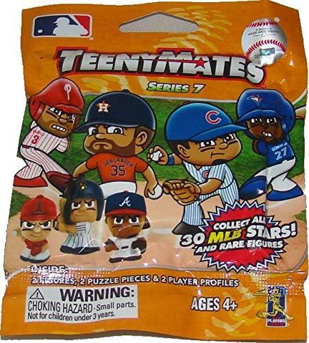 Teenymates Party Animal 2020 MLB Series 7 Mini Figures Blind Bag Pack