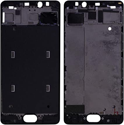 ACCESORIOS CELULARES ZDH Middle Frame Bisel Plate para Meizu Pro 7 ...