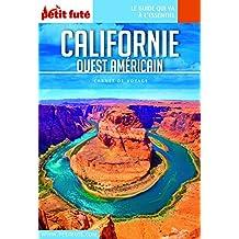 CALIFORNIE OUEST AMÉRICAIN 2018 Carnet Petit Futé (Carnet de voyage) (French Edition)