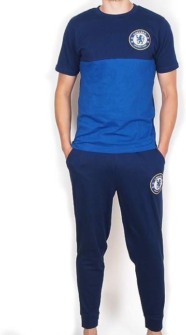 Chelsea FC Officiel Motif Graphique Homme T-Shirt th/ème Football