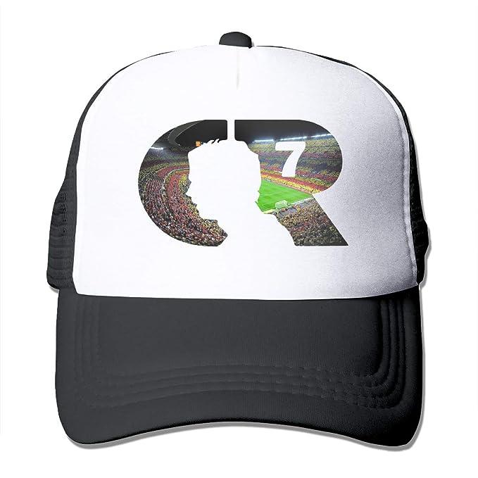 Mr Legend 7 CR Soccer Genius Hip Hop Baseball Cap Adjustable Unisex