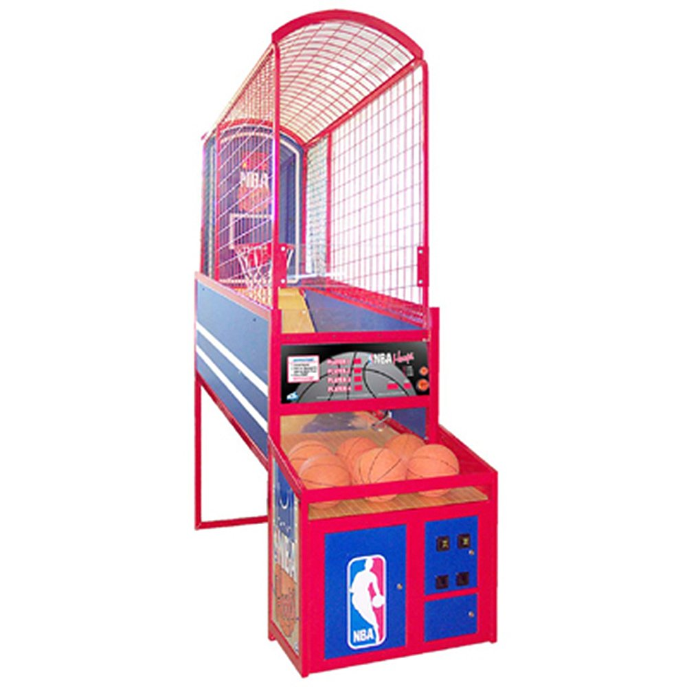 NBA Hoops Arcade Basketball Game by Ice