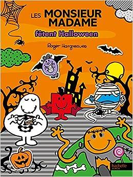 Les Monsieur Madame Fetent Halloween Activites Amazon Fr