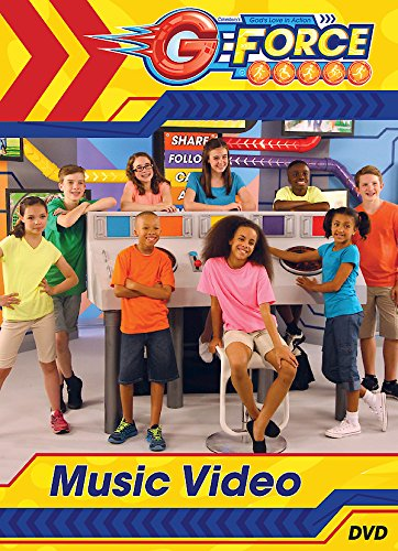 Vacation Bible School (VBS) 2015 G-Force Music Video DVD: God's Love in Action (G-Force (Vbs Music Dvd)