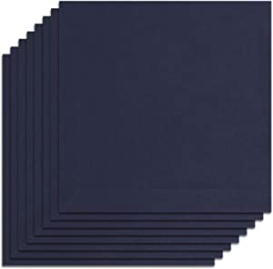 KAF Home Buffet Napkins in Navy, Set of 8, 19