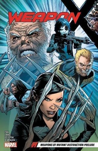 4 best weapons of mutant destruction vol 1 for 2019