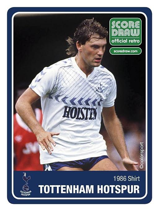 e59b1063d0b99b Tottenham Hotspur 1986 Short Sleeve Shirt  Amazon.co.uk  Sports   Outdoors