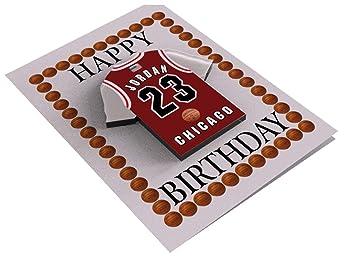 Tarjetas de cumpleaños magnéticas con diseño de camiseta de ...