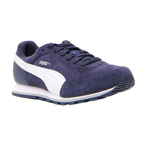 c8c4c375b4e Zapatillas de deporte Puma ST Runner Suede SD Hombre Zapatillas deportivas  Shoes (40 EU