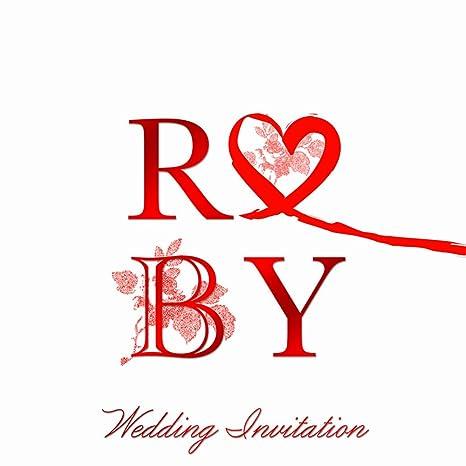 Amazon Com 40th Ruby Aniversario De Boda Invitaciones