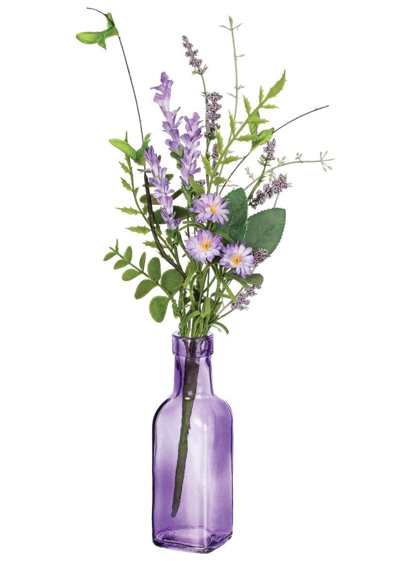 Amazon Sullivans 15 Artificial Lavender Pick With 6 Purple