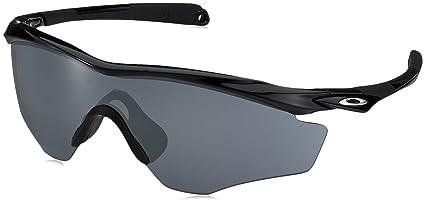 Oakley M2 Frame Xl, Occhiali da Sole Uomo, Colore delle lenti  BLACKIRIDPOLAR, Montatura 76bb3c313f