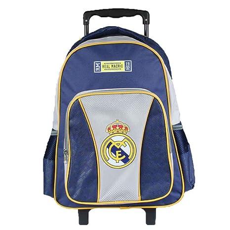 Real Madrid Mochila Trolley Mochilas escolares Bolsos Maleta ...