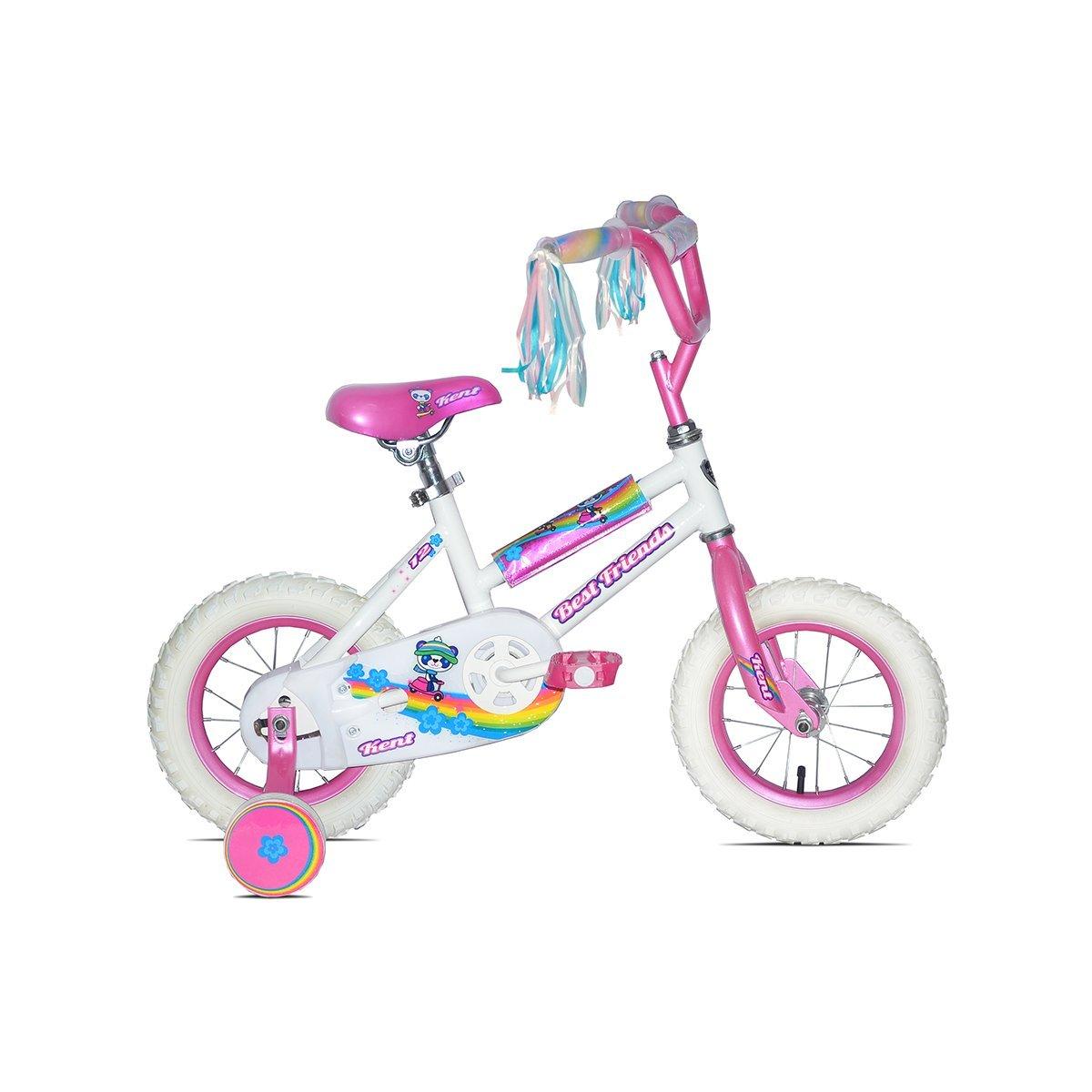 Kent Best Friends Girls Bike, 12-Inch by Kent B00BD45QDS