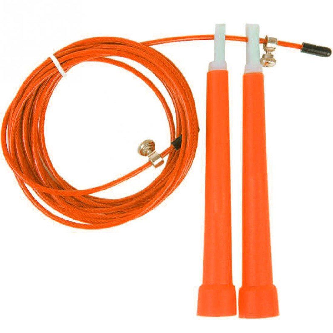 3 M/ètres m/étal Roulement Corde /à sauter Speed ??C/âble Jump Rope Crossfit Mma Box Home Gym Sports Accessoires
