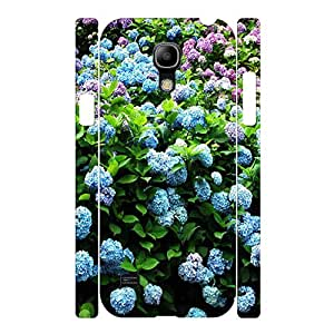 Custom Garden Series Design Hard Phone Case Cover for Samsung Galaxy S4 Mini