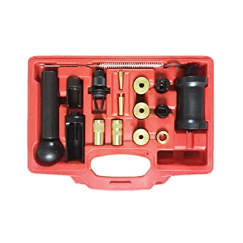 18 Pc VAG Audi VW FSI  Petrol Injector Puller Removal Installer Tool Set