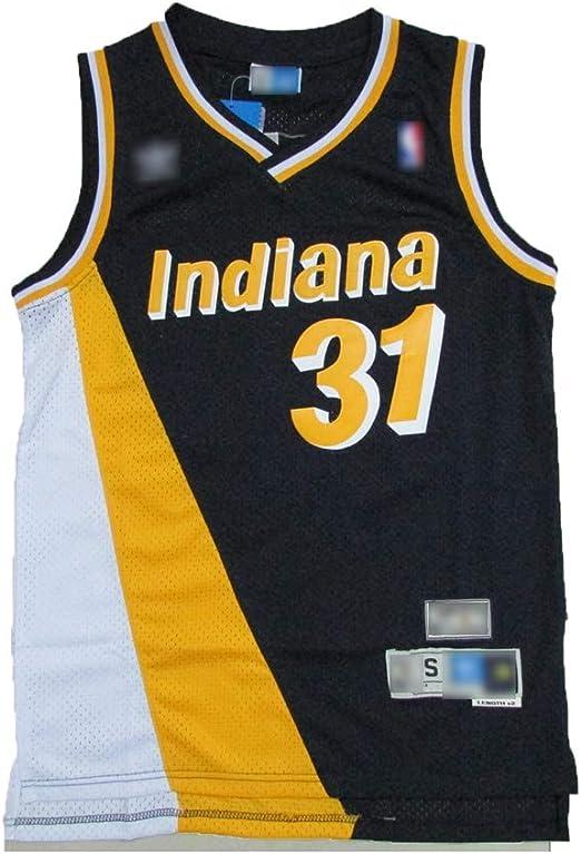 HS-ATI NICE Camisetas de Baloncesto Uniforme para Hombre Reggie ...