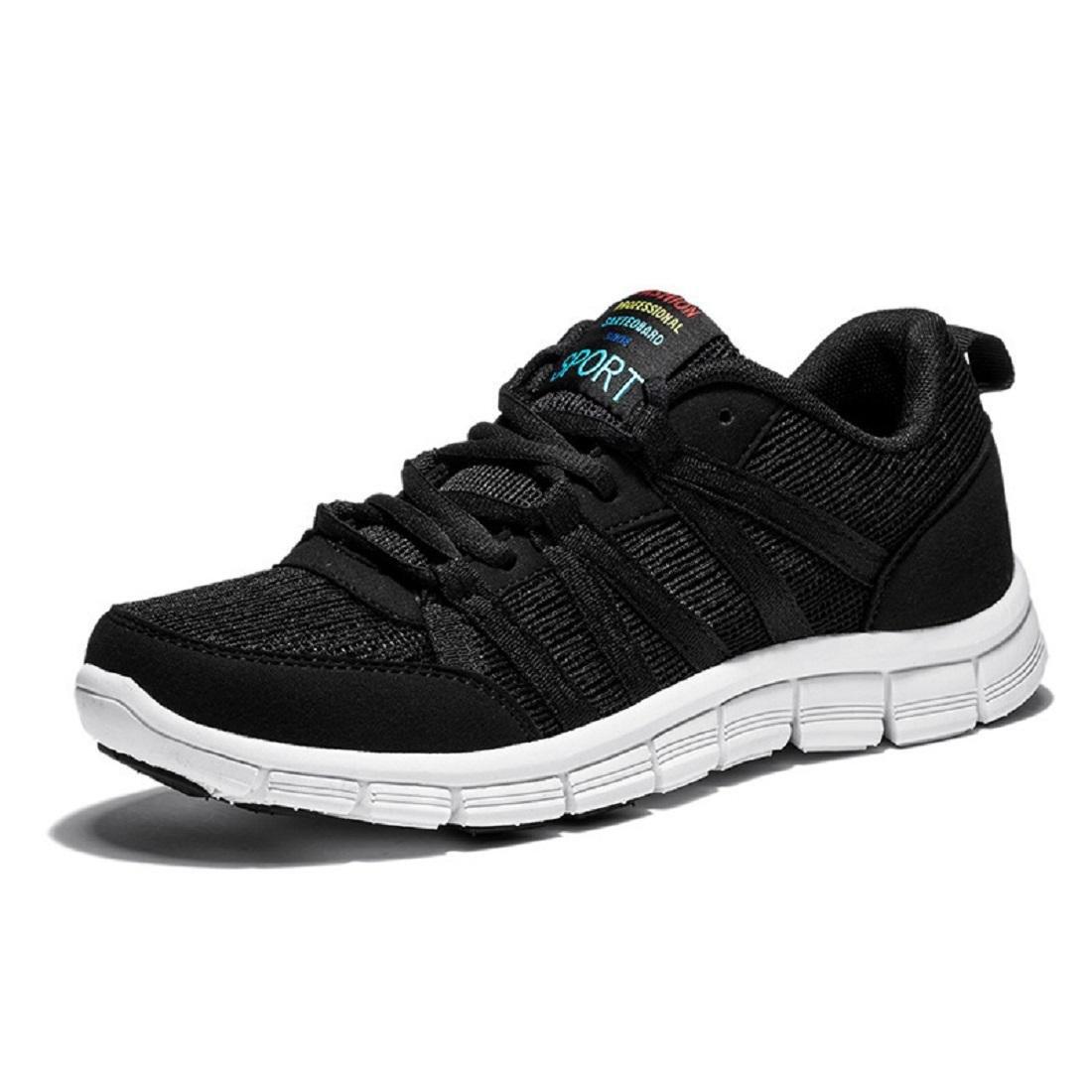 Herren Sportschuhe Atmungsaktiv Lässige Schuhe Laufschuhe Rutschfest Ausbilder Draussen Mode Freizeitschuhe EUR GRÖSSE 39-44