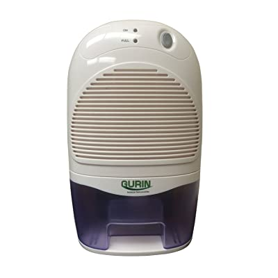 .com - Gurin DHMD-310 Mid Size Electric Dehumidifier with 1500ml Tank -
