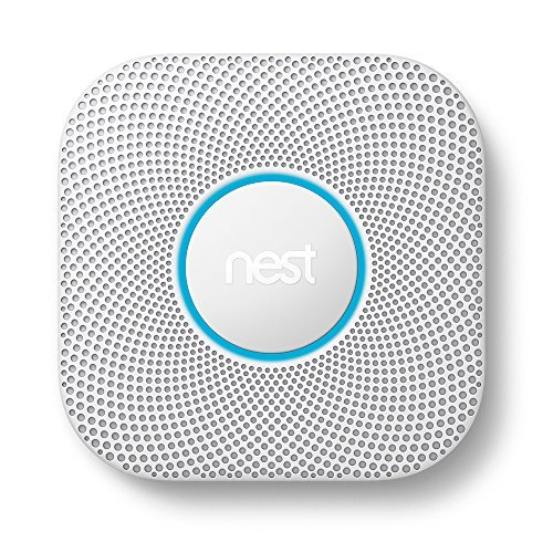 Nest Protect 2nd Generation Battery Smoke & Carbon Monoxide Alarm