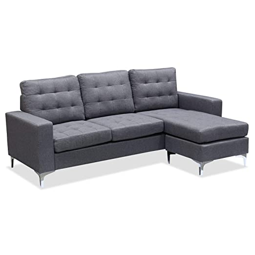 Muebles Baratos Sofa Chaise Longue 3 plazas, Subida A ...