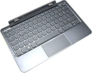 New YDG68 Genuine OEM Keyboard For Dell Venue 11 Pro Tablets 5130 7130 7139 7140 Keyboard W/Nordic EEUR QWERTY Docking Station Internal Battery Layout Model: K12A